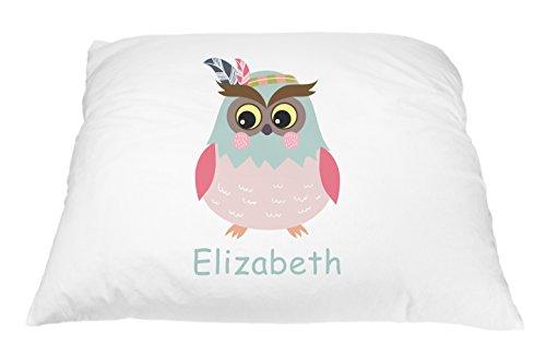Funda de almohada de búho, búho Funda de almohada personalizada, personalizado fundas...