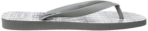 Havaianas Star Wars, Tongs Unisexe-gris (gris Acier 5178)