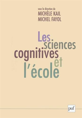 Les Sciences cognitives et l'Ecole