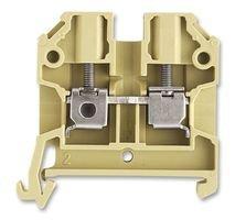 weidmuller-038046-sak25-35-din-rail-mount-terminal-block-2-ways-800-v-24-a-22-awg-12-awg-6-mm-50-pie