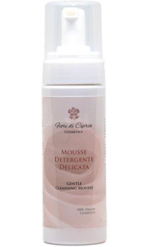Sanfte Reinigungsmousse - Schäumender Gesichtsreiniger Für Den Täglichen Gebrauch, Auch Für Sehr Empfindliche Haut Geeignet - 150 ml - Dampf-spule