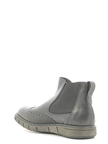 CAF NOIR RP114 bottes chaussures marron homme beatles Anglais I16.277 ANTRACITE