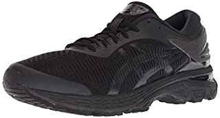 Asics Men's Gel-Kayano 25 Black/Black Running Shoe 9 Men US (B079V18X11) | Amazon price tracker / tracking, Amazon price history charts, Amazon price watches, Amazon price drop alerts