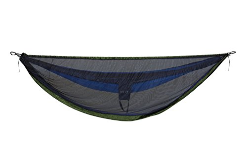 ENO Guardian SL Mosquito Net One Size Olive (Eno Hängematte Net)