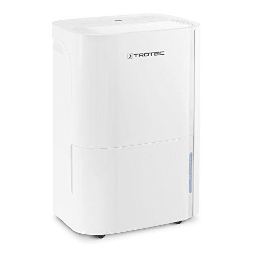 TROTEC TTK 54 E Luftentfeuchter (max. 16 l/Tag), geeignet für Räume bis 78 m³ / 31 m², Luftentfeuchter
