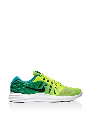 Nike Lunarstelos, Chaussures de Running Entrainement Homme Amarillo (Volt / Black-Rio Teal-White)