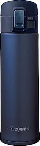 Zojirushi bouteille isotherme en acier inoxydable, Bleu fumé