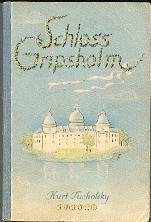 Buchseite und Rezensionen zu 'Schloss Gripsholm. rororo Tb 4.' von Kurt Tucholsky