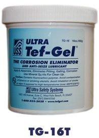 Anti-corrosion électrolytique Tef-Gel - pot de 453