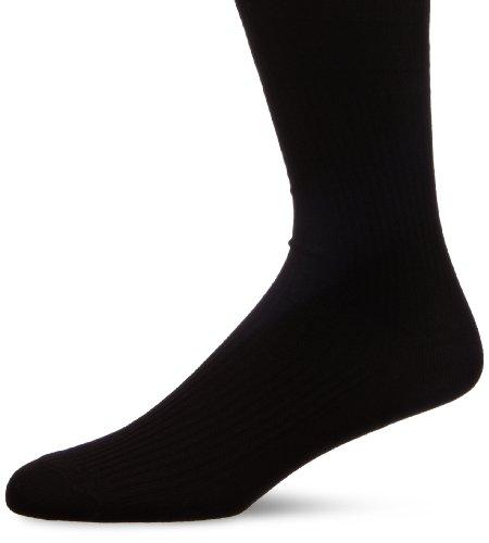 5019d17992cc HDUK Mens Socks HJ Hall Softop HJ91 Chaussettes pour homme Large Noir