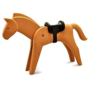 Plastoy- Playmobil Figura Vintage Collection Caballo, (PPLM-261)
