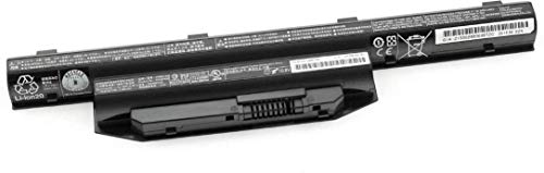 Secure Devices FPCBP416 FPCBP405 FMVNBP227 FMVNBP231 Laptop Compatible Battery for Fujitsu LifeBook AH544 E733 E734 S904 Series [10.8V /49Wh]