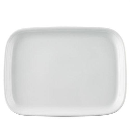 Thomas Trend Weiss Platte 33 cm Weiße Platte