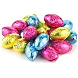 Sachet de 1 kilo de Foiled Chocolate Eggs