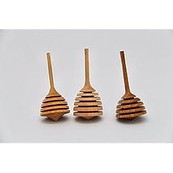 Peonza modelo Honey - woodspin