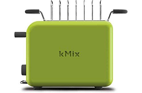 Kenwood kMix TTM020GR 2-Scheiben-Toaster, Apfel-grün