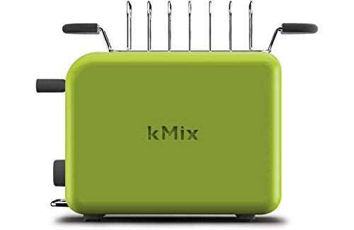 Kenwood kMix TTM020GR 2-Scheiben-Toaster, Apfel-grün (Toaster-4-scheiben-grün)
