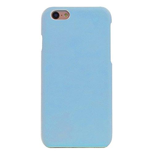 Phone Case & Hülle Für iPhone 6 Plus und 6s Plus Licht Sensation ändern Farbe Schutzhülle Rückseite ( Color : Blue ) Blue