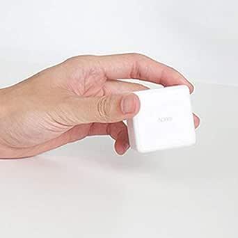 Xiaomi Mi Aqara Magic Cube Controller Zigbee Version Six Actions Control For Smart Home Device Work With Mijia Home App Gewerbe Industrie Wissenschaft