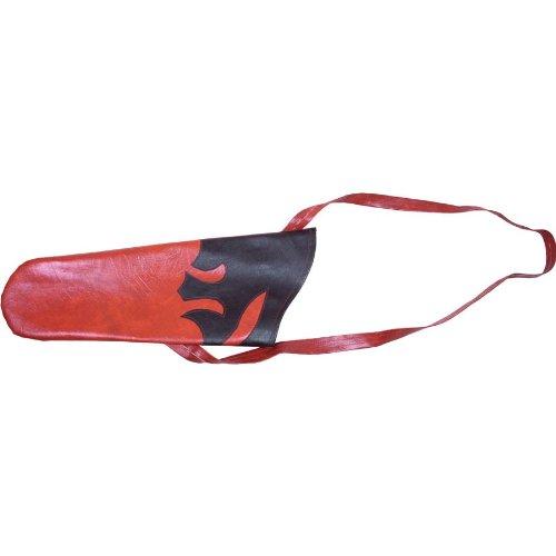 BestSaller 40cm Pfeil Köcher mit Ornament (Mehrfarbig) (Mit Pistole, Köcher Pfeil,)