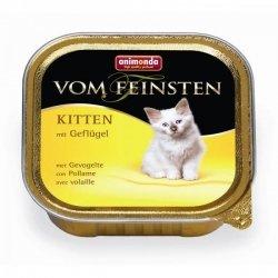 Animonda vom Feinsten Kitten Geflügel 100g-32PACK