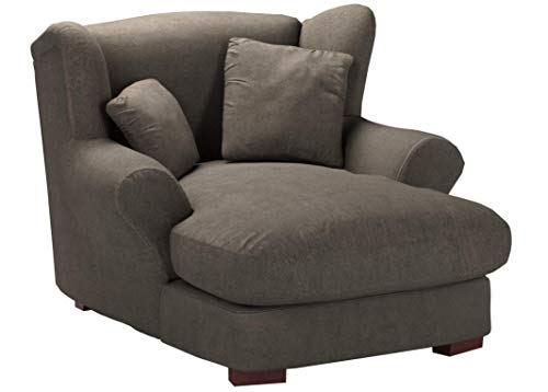 Cavadore 2198824 XXL-Sessel Love Seats dunkelgrau - 8