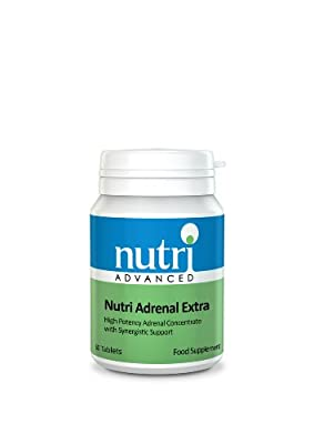 Nutri Advanced - Nutri Adrenal Extra 60tabs