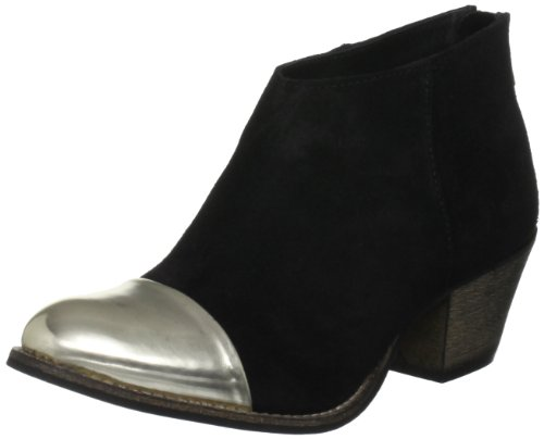 KG Sidney Womens Ankle Boots 3205205209 Black/Black 7 UK, 40 EU