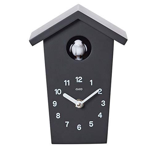 Cuco Clock Mini Kuckucksuhr Hochhaus