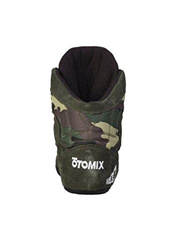 Otomix - Stingray ginnastica colore blu taglia 6 Camo