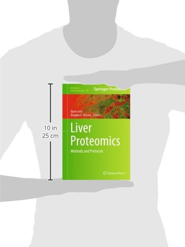 Liver Proteomics: Methods and Protocols (Methods in Molecular Biology)
