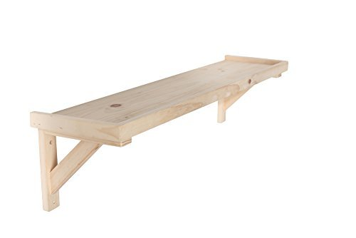 Core Products Framed Shelf Kit, Natural Pine, 600 mm by Core Products