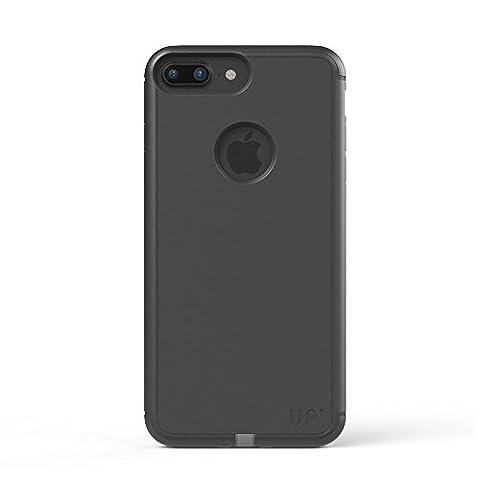 EXELIUM - Coque magnétique charge sans-fil - iPhone 7P/6SP/6P -