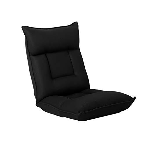 GHM Campingstuhl 42 Dateien Einstellbare Boden Stuhl Faltbare Bay Windo Stuhl Einzel Sofa Sandy Beach Freizeit Recliners (Farbe : A) -