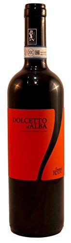 emanuele rolfo Dolcetto d\'Alba Doc Senza solfiti aggiunti 2018 Confezione da 4 Bottiglie