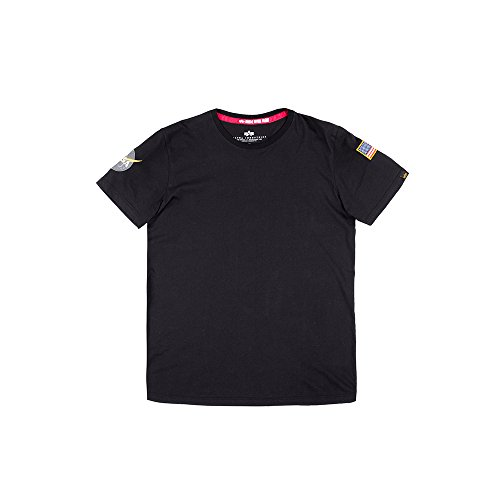 Alpha Industries Hombres Ropa superior/Camiseta NASA