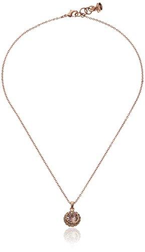 Ted-Baker-Sela-Halskette-mit-Anhnger-rosa-Kristall-Kette-425445-cm