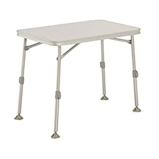 Vango All Weather Folding Table, Silver, 80 cm