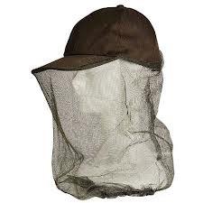 Verdemax 5068 - Cappello con Retina Ripara Insetti