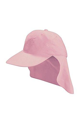 Cooli Bar Fille Soleil Capuchon Protection UV 50 + Rose Rose L/XL