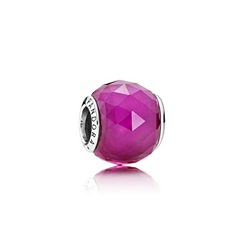 pandora-womens-charm-925-silver-red-faceted-glass-pink-791722sru