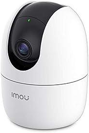 Imou Indoor Wi-Fi Security Camera, 1080P Pan/Tilt Dome Camera, Home Surveillance Camera with Human Detection,