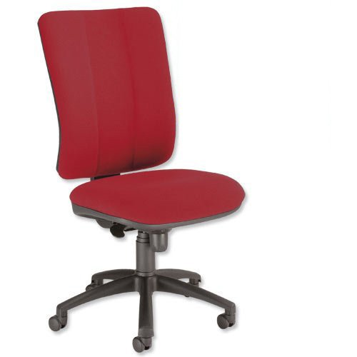 Sonix Mode Operator Chair Asynchronous Maxi High Back, Burgundy