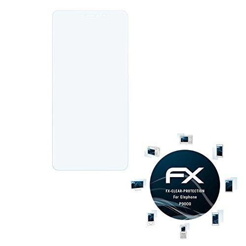 atFolix Schutzfolie kompatibel mit Elephone P9000 Folie, ultraklare FX Bildschirmschutzfolie (3X)