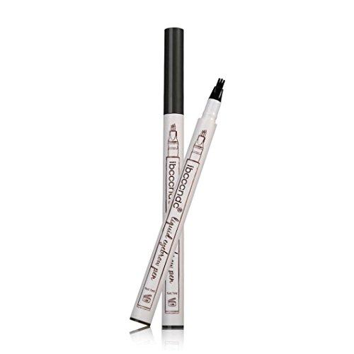 gaddrt Make-up-Stift Microb lading Augenbraue Tattoo Stift Wasserdichte Gabelspitzen Skizze Tinte...