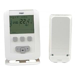 Diff - Thermostat ambiance sans fils - pour De Dietrich : 88017018