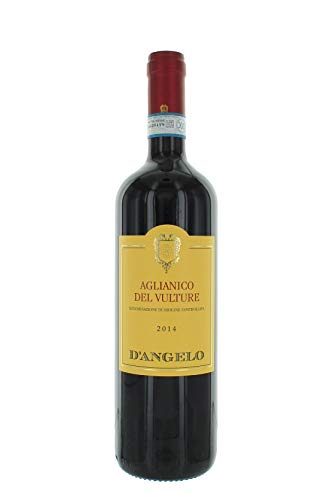 Aglianico Del Vulture D'angelo Cl 75