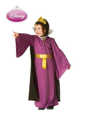 Disney Princess-Kinder Kostüm Böse Königin Schneewittchen, M (Rubies Spain 884848-m) (Königin Kinder Böse Kostüm)