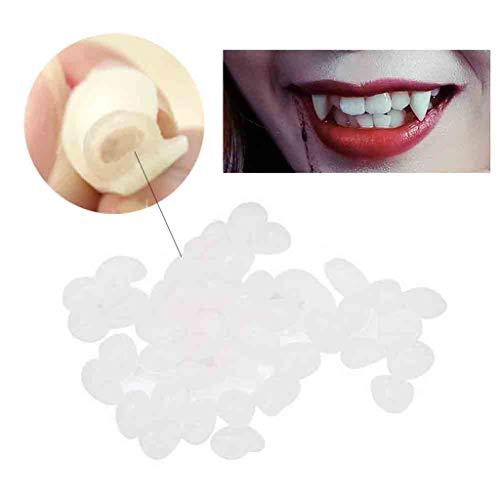 TAOtTAO DIY Provisorischer Reparatursatz Zähne und Lücken FalseTeeth Solid Glue Prothesenkleber Gebiss fester Klebstoff