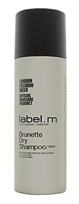 Label M Dry Shampoo Brunette 200 ml